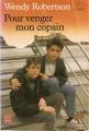 Couverture Pour venger mon copain Editions Le Livre de Poche (Jeunesse - Mon bel oranger) 1989