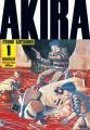 Couverture Akira (noir et blanc), tome 1 Editions Glénat (Seinen) 2016