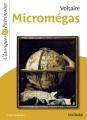 Couverture Micromégas Editions Magnard (Classiques & Patrimoine) 2013