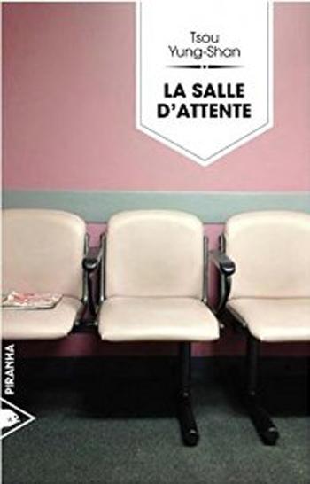 Couverture La salle d'attente