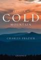 Couverture Retour à Cold Mountain Editions Grasset 2016