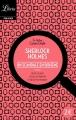 Couverture Sherlock Holmes : Un Scandale en Bohême suivi de trois autres récits Editions Librio (Policier) 2016