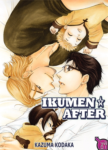 Couverture Ikumen After, tome 1