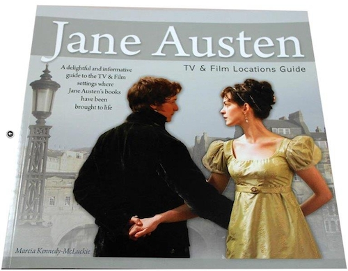 Couverture Jane Austen TV & Film Locations Guide