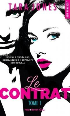 Couverture Le contrat, tome 1