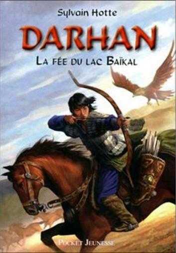 Couverture Darhan, tome 01 : La Fée du lac Baïkal