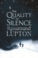 Couverture The quality of silence Editions Little, Brown and Company (Hardcover) 2015