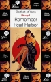 Couverture Pin-up, tome 01 : Remember Pearl Harbor Editions Librio (BD) 2003