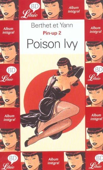 Couverture Pin-up, tome 02 : Poison Ivy