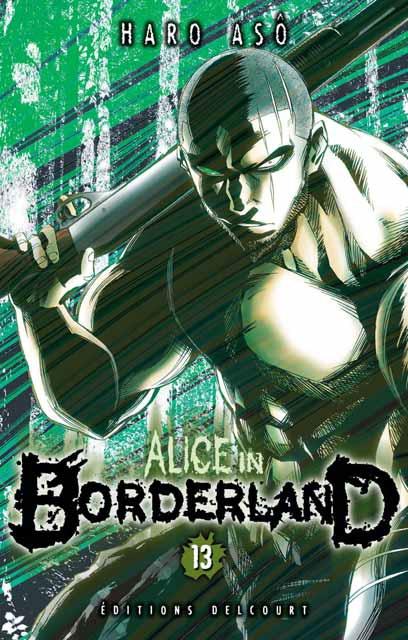 Couverture Alice in Borderland, tome 13
