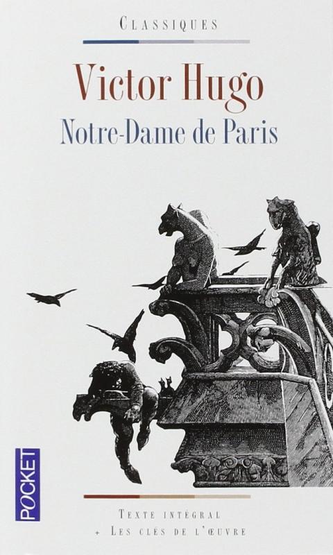 Couverture Notre-Dame de Paris