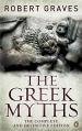 Couverture Les mythes grecs Editions Penguin books 2011