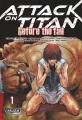 Couverture L'attaque des Titans : Before the fall, tome 01 Editions Carlsen (DE) (Manga!) 2015