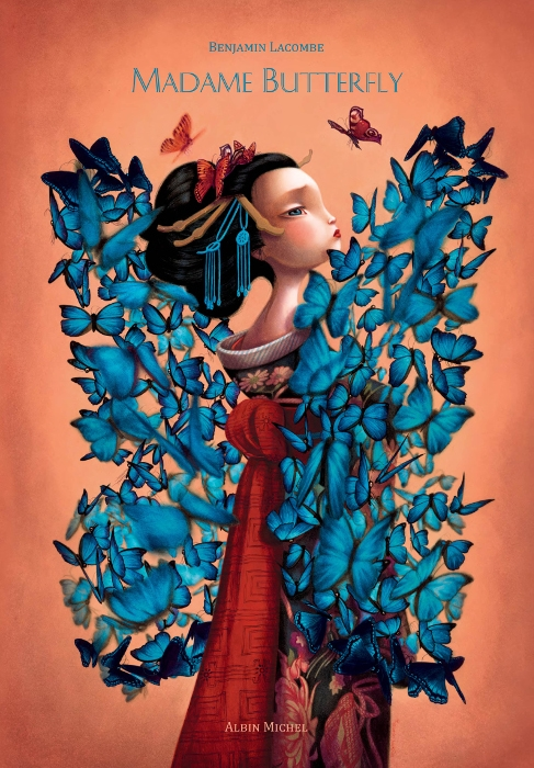 Couverture Madame Butterfly