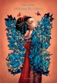 Couverture Madame Butterfly Editions Albin Michel 2016