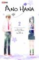 Couverture Ano Hana, tome 2 Editions Panini (Manga - Shônen) 2016