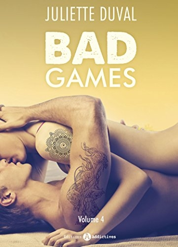 Couverture Bad games, tome 4