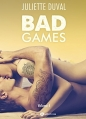 Couverture Bad games, tome 4 Editions Addictives 2016