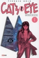 Couverture Cat's eye, deluxe, tome 01 Editions Panini 2015