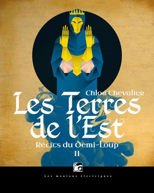 Couverture Récits du Demi-Loup, tome 2 : Les terres de l'est