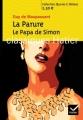 Couverture La parure et autres scènes de la vie parisienne Editions Hatier (Classiques - Oeuvres & thèmes) 2008