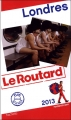Couverture Le guide du routard : Londres Editions Hachette (Guide du routard) 2013