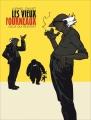 Couverture Les vieux fourneaux, tome 1 : Ceux qui restent Editions France loisirs 2016