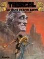 Couverture Thorgal, tome 06 : La Chute de Brek Zarith Editions Le Lombard 1984