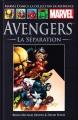 Couverture Avengers : La séparation Editions Hachette 2014