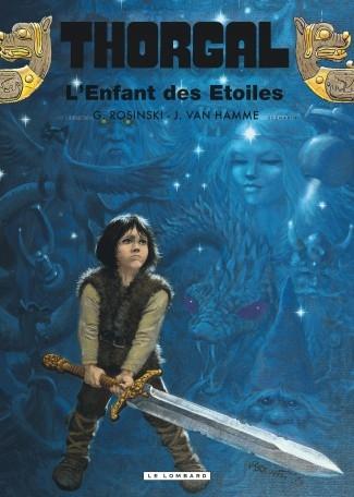 Couverture Thorgal, tome 07 : L'enfant des Etoiles