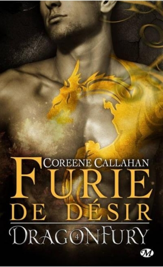 Couverture Dragonfury, tome 4 : Furie tentatrice