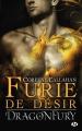 Couverture Dragonfury, tome 4 : Furie de désir Editions Milady (Bit-lit) 2016