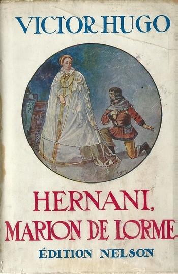 Couverture Hernani, Marion de Lorme