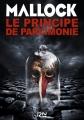 Couverture Chroniques barbares, tome 5 : Le principe de parcimonie Editions 12-21 2016