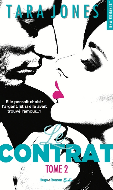 Couverture Le contrat, tome 2