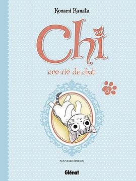 Couverture Chi, une vie de chat, tome 03