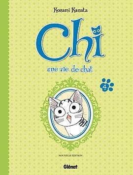 Couverture Chi, une vie de chat, tome 04