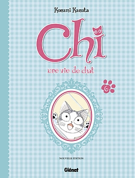 Couverture Chi, une vie de chat, tome 06