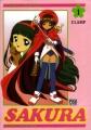 Couverture Card Captor Sakura (d'après la série TV), tome 01 Editions Pika 2001