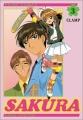 Couverture Card Captor Sakura (d'après la série TV), tome 03 Editions Pika 2002