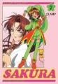 Couverture Card Captor Sakura (d'après la série TV), tome 07 Editions Pika 2002