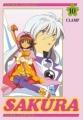 Couverture Card Captor Sakura (d'après la série TV), tome 10 Editions Pika 2003