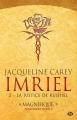 Couverture Imriel, tome 2 : La Justice de Kushiel Editions Milady 2016