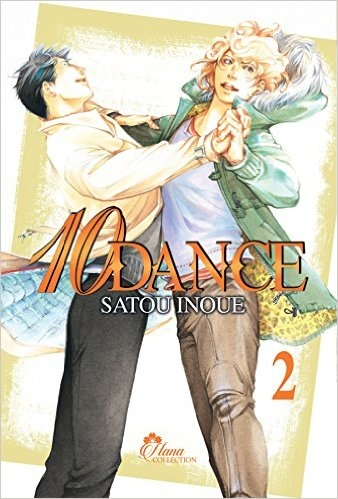 Couverture 10 dance, tome 2