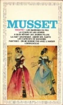 Couverture Théâtre, tome 1
