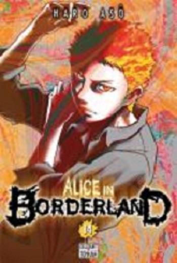 Couverture Alice in Borderland, tome 14