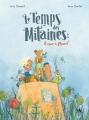 Couverture Le temps des mitaines, tome 2 : Coeur de renard Editions Didier Jeunesse 2016