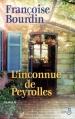 Couverture L'Inconnue de Peyrolles Editions Belfond 2005