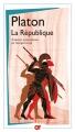 Couverture La république Editions Flammarion (GF) 2016