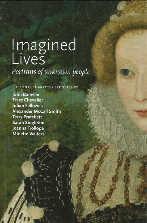 Couverture Imagined Lives: Portraits of unknown people
